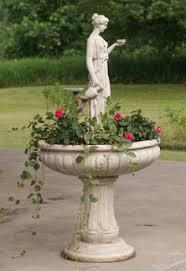 how to paint concrete garden statues concrete garden statues