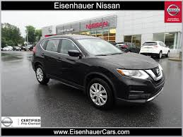 nissan rogue pre owned used 2017 nissan rogue for sale in wernersville pa serving