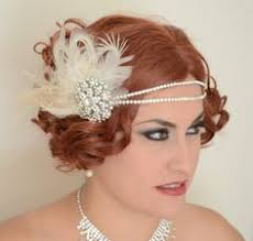 how to make a 1920s hairpiece one of a kind crystal rhinestone headband 1920s and 1930s