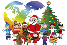 world christmas christmas around the world geography and lesson plan