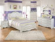 zarolina full bed art van furniture