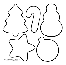 Printable Christmas Cookie Coloring Pages Coloring Cookies