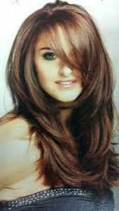 two layer haircut for girls chunky layers long hair layered haircuts long faces hair