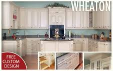 Rta Solid Wood Kitchen Cabinets by Wood Kitchen Cabinets Ebay