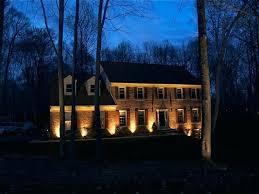 Landscape Lighting Contractor Outdoor Low Voltage Led Landscape Lighting Outdoor Landscape
