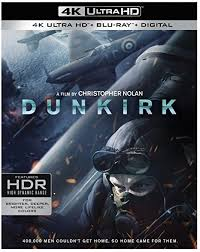 dunkirk blu ray dvd release date and bonus features den of geek