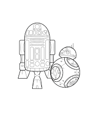 r2d2coloringpages bb8r2d2byallan coloringpagesforadults justcolor