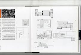 mies van der rohe glass house plan house interior
