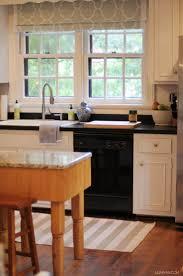 kitchen window treatment ideas pictures best 25 kitchen window dressing ideas on pinterest kitchen