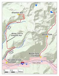 Vail Colorado Map by Missing Ind Hiker U0027s Body Found Just 1 5 Miles From The Booth