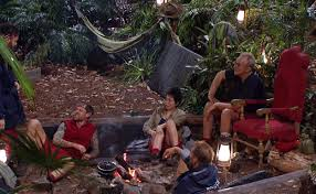 there u0027s a reason why i u0027m a celeb u0027s campers have to wear red socks