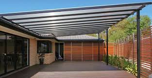 Patio Metal Roof by Polycarbonate Roof With Steel Frame Cool Patio Cover Ideas