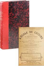 ecole de cuisine marseille l ecole de cuisine revue bi mensuelle de vulgarisation culinaire