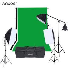 studio lighting equipment for portrait photography andoer photo video equipment accessories 9 135w photo studio
