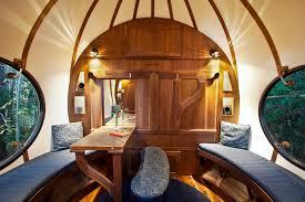 free spirit spheres the eyeball tree hotel cozy resort