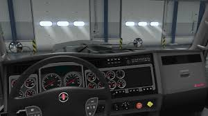kenworth custom parts kenworth w900 interior exterior rework v1 american truck