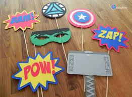 superhero wedding table decorations photo props the marvel avengers super hero set 7 pieces