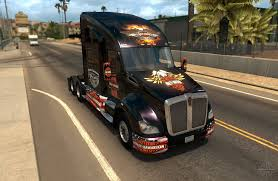 kenworth truck colors skins and paint jobs for american truck simulator