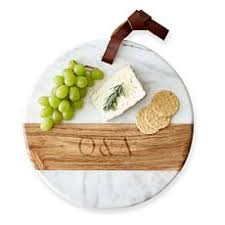 monogrammed cheese plate personalized cheese boards and graham