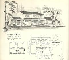 farmhouse floor plans vintage house plans 1970s farmhouse variations part 2 antique