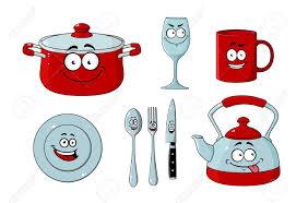 jeux de cuisine libre vaisselle de bande dessinée et jeu de cuisine pour la conception de
