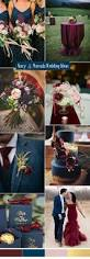 Sangria Colored Wedding Decorations Best 25 Maroon Wedding Colors Ideas On Pinterest Fall Wedding