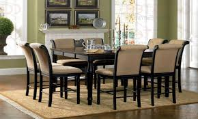 countertop height tables mission oak counter table and chairs for