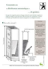 fabrication mangeoire oiseaux opération anti gaspi