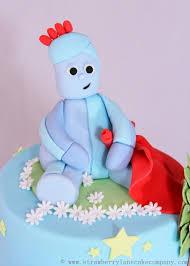 iggle piggle night garden cake cakecentral