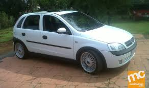 opel corsa bakkie modified opel corsa gsi 2004 modified cars fun