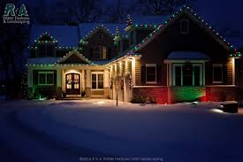how much does holiday lighting installation cost
