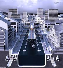 The Hotel Creates A Virtual by Future Of Travel Revealed From Vertical Plane Seats And A Virtual