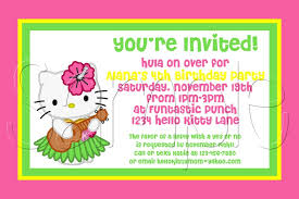25 kitty invitations ideas kitty