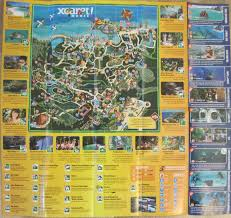 Mexico Cancun Map by Mexico Playa Del Carmen And Cancun Review Activities In Xcaret