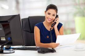 employ de bureau fiche m tier secrétaire standardiste salaire études rôle compétences