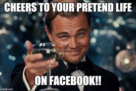 Meme Pictures For Facebook - leonardo dicaprio cheers meme imgflip