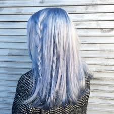 the 25 best silver blue hair ideas on pinterest blue grey hair