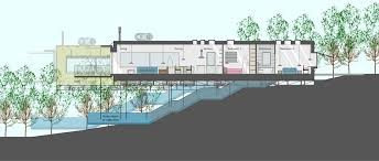 baby nursery house plans for sloping sites house design sloping