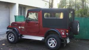 indian jeep modified new mahindra thar 4 4 2017 modified modified jeep of india