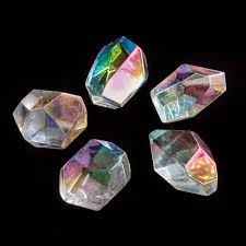 aura crystals faceted angel aura quartz to take you beyond the veil