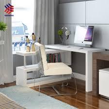 L Shaped Student Desk T Corner L Shaped Student Folding Adjustable Computer Study Table
