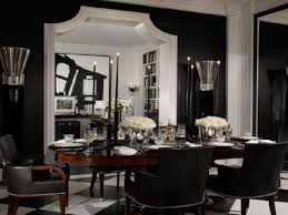 french garden table and chairs ralph lauren black and white