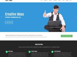 free templates for business websites 60 best responsive free html5 css3 website templates design webz