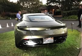 2018 aston martin db11 v8 where work of art meets sports car