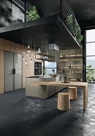 snaidero cuisine design opera une cuisine italienne a l élégance