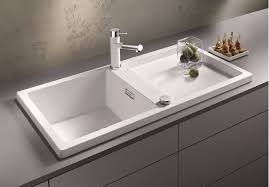 Compare Prices On Kitchen Faucet by Granite Countertop Kitchen Sink Kohler Arbor Faucet Alaska White