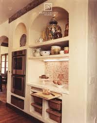 Traditional Italian Kitchen Design Rustic Italian Kitchens Kitchen Rustic With Glass Front Cabinets