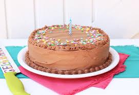 happy 1 year blogiversary classic yellow cake my favorite