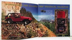 tread lightly jeep wrangler discount jeep wrangler unlimited sales brochure