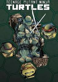 teenage mutant ninja turtles idw comic book tv tropes